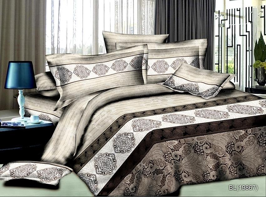 ТМ TAG Комплект постельного белья BL19867