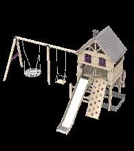 Дитячий комплекс Sweet Home Kidigo (11945)