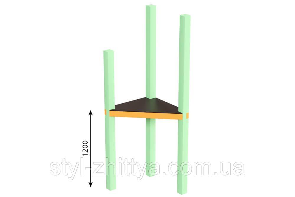 Трикутна вежа 1,2 Kidigo (59010)