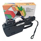 Етикет-пістолет Open Data Open C20 дворядковий етикет-пістолет, фото 3