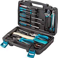 Набор ручных инструментов для сантехнических работ, CrV сплав кейс 32единиц разводной ключ тестер молоток биты