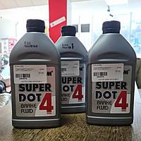 Тормозная жидкость DOT-4 Супер 0.4кг