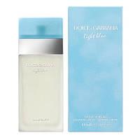 Женские духи Dolce&Gabbana Light Blue 100 ml женский парфюм Дольче Габбана Лайт Блю женская туалетная вода