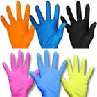 Перчатки cмотровые латексные «MEDICARE» (нестерильные, с высокой степенью защиты, текстурированные, без пудры), фото 2