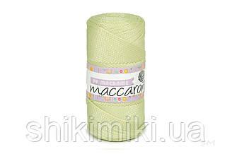 Полипропиленовый шнур PP Macrame, цвет Зеленый чай