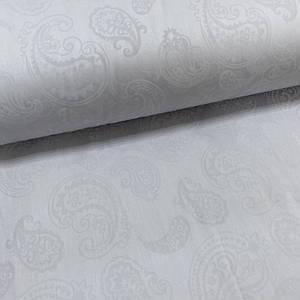 "Сатин с рисунком ""огурцы"" серого цвета (ТУРЦИЯ шир. 2,4 м) ОТРЕЗ (0,7*2,4)"