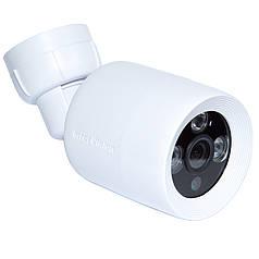 Вулична 5Мп IP відеокамера MPX-AI5ECO з сенсором 1/2.5 ''