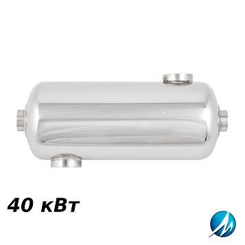 Теплообмінник Aquaviva MF-135 40 кВт 304L