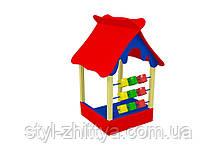 Детский домик Веранда Kidigo (12604)