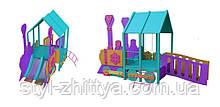 Детский элемент Railway Kidigo