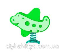 Качалка на пружине  Fly Baby Kidigo (123241)