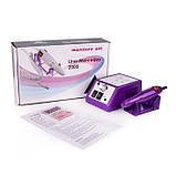 Фрезер для манікюру Nail Master ZS603 35000об (рожевий), фото 3
