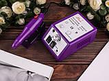 Фрезер для манікюру Nail Master ZS603 35000об (рожевий), фото 6