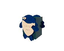 Детская урна Рыбка Kidigo (12627)