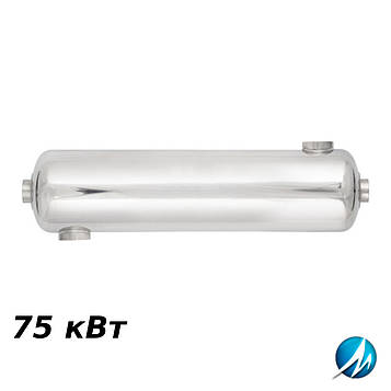 Теплообмінник Aquaviva MF-260 75 кВт 304L