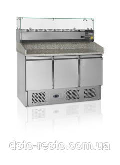 Стол для пиццы Tefcold РТ 1300, фото 2