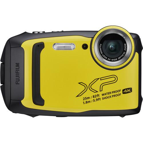 Фотоаппарат подводный защищенный  Fujifilm XP 140 / в магазине
