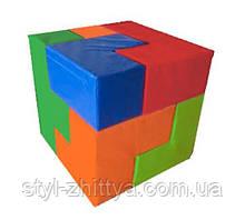 Модульный набор KIDIGO Кубик Сома (44019)
