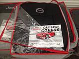 Авточохли на Mazda 3 2003-2009 hatchback Favorite Мазда 3, фото 2