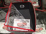 Авточохли на Mazda 3 2003-2009 hatchback Favorite Мазда 3, фото 5