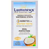 Oral Essentials, Whitening Strips, 1 Upper & Lower Strip