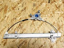 Склопідйомник електро Ланос, Сенс передній лівий (шестерня) CRB