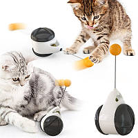 Механическая игрушка для кошки Неваляшка SmartBox XZ25
