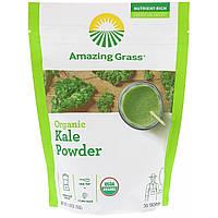 Amazing Grass, Organic Kale Powder, 5.29oz (150g)