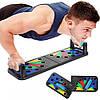 Уценка! Доска для отжиманий Push Up Rack Board JT 006 / Упоры от пола / Тренажер для упражнений, фото 8