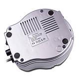 Фрезер ZS-601, 45Вт, 35 000 оборотов, серый/серебро, фото 3