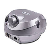 Фрезер ZS-601, 45Вт, 35 000 оборотов, серый/серебро, фото 2