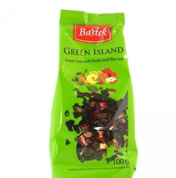 Чай листовий Bastek Green Island  100 грам