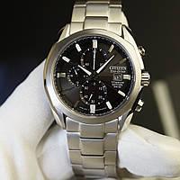 Citizen E-D CA0020-56E Titanium Chronograph