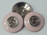 Пуговици, брендовая фурнитура, пуговицы для верхней одежды, 25 мм, фото 3