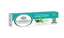 Зубная паста естественное отбеливание L'angelica 75 мл, Ланджелика Италія