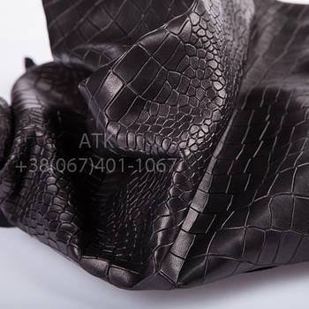 Тиснена шкіра  Bruschetta Алігатор