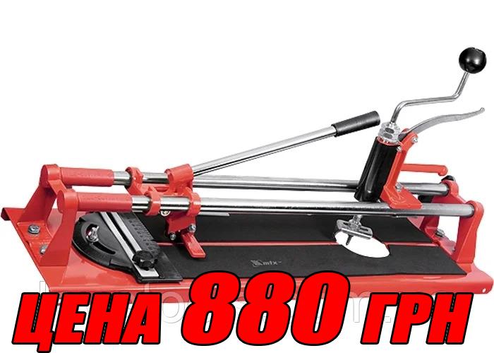"""Плиткорез 600 Х 16 мм, """"Балеринка"""", поворотный металлический угольник Matrix (MTX) 876589"""