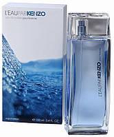 Мужские духи L'Eau Pour Homme 100 ml мужской парфюм Кензо Леу Пур Хум мужская туалетная вода