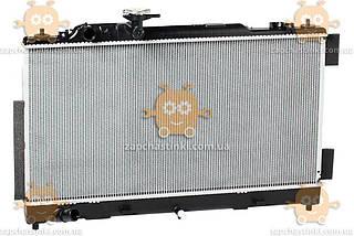 Радіатор охолодження Mazda 6 2.0 (від 2007) МКПП (пр-во Luzar Росія) ЗЕ 39342