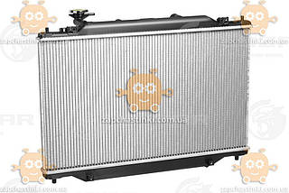 Радіатор охолодження Mazda CX-5 (від 2011р) МКПП, АКПП (пр-во Luzar Росія) ЗЕ 48389