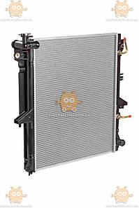 Радиатор охлаждения Mitsubishi L200 (от 2006г), Pajero Sport (от 2008г) 3.0i, 3.2D AT (Luzar) ЗЕ 00005589
