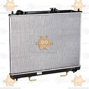 Радиатор охлаждения Mitsubishi Pajero III (от 2000г), Pajero IV (от 2006г) G АКПП AC+, - (Luzar) ЗЕ 55571