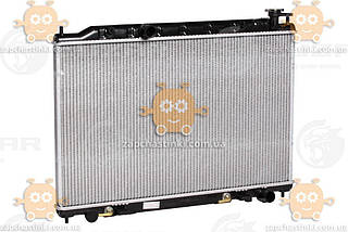 Радіатор охолодження MURANO (Z50) (від 2002) 3.5 i (пр-во Luzar Росія) ЗЕ 59679