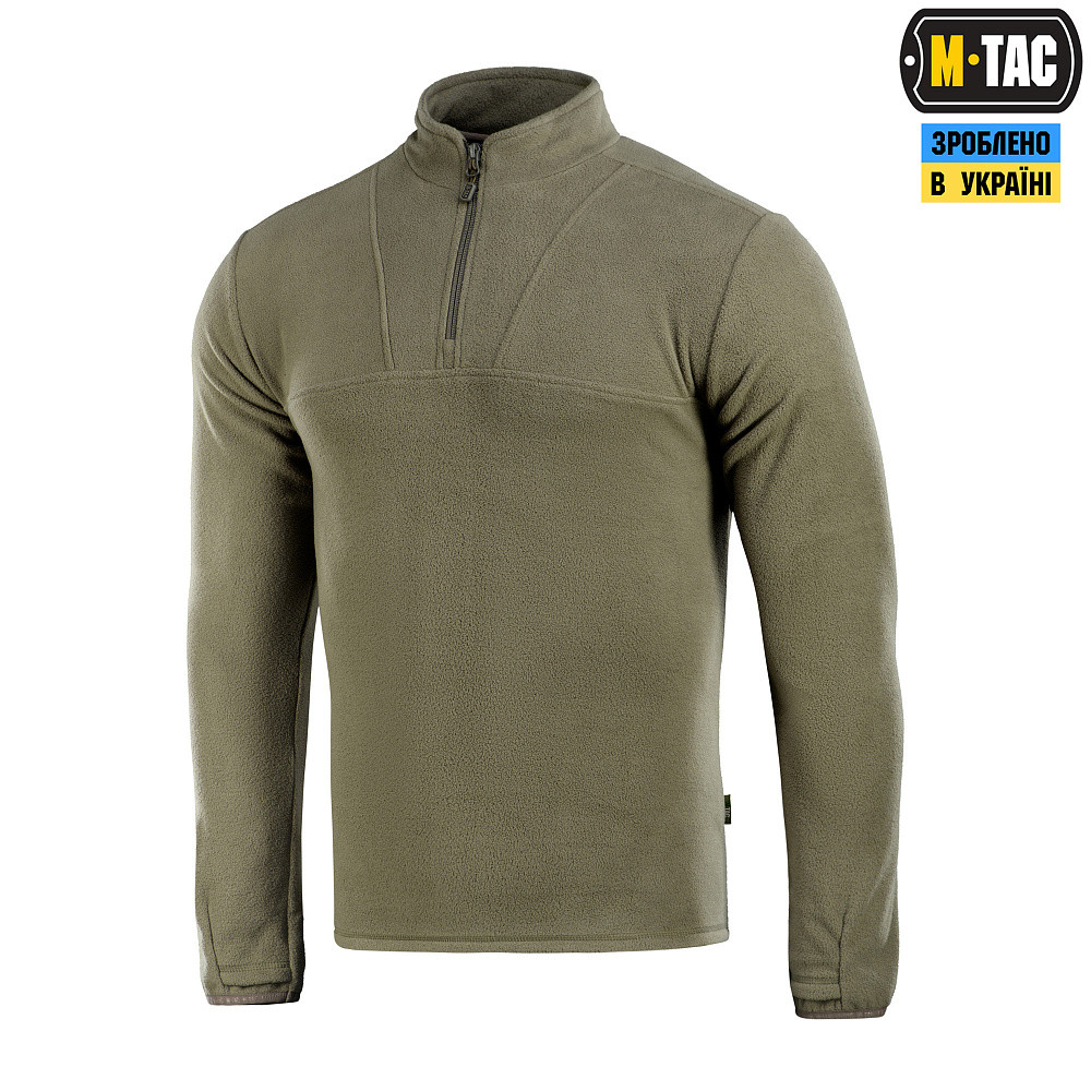 Кофта M-TAC Delta Fleece Army Olive Size S