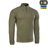 Кофта M-TAC Delta Fleece Army Olive Size S, фото 4