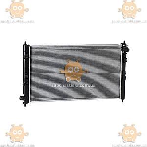 Радиатор охлаждения Outlander 2.0, 2.2, 2.4 (от 2009г) АКПП, МКПП (пр-во Luzar Россия) ЗЕ 26782