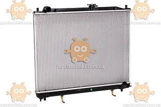 Радиатор охлаждения PAJERO III (от 2000г), PAJERO IV (от 2006г) 3.2D АКПП (пр-во Luzar Россия) ЗЕ 59678