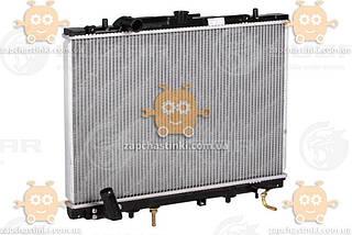 Радиатор охлаждения PAJERO SPORT (от 1998г) 3.0I МКПП, АКПП (пр-во Luzar Россия) ЗЕ 59677