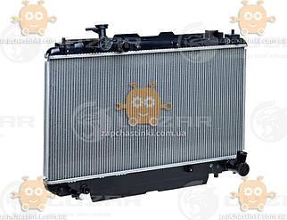 Радіатор охолодження RAV 4 (від 2000) 2.0 i, 1.8 i АКПП (пр-во Luzar Росія) ЗЕ 59695