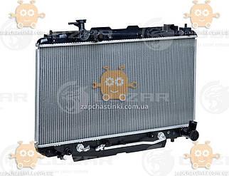 Радіатор охолодження RAV 4 (від 2000) 2.0 i АКПП (пр-во Luzar Росія) ЗЕ 59685